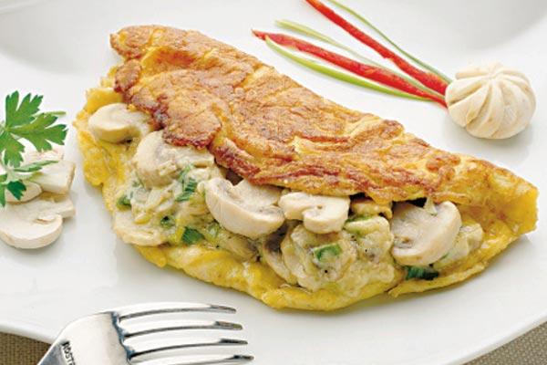 omelet-champi